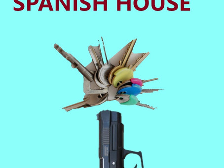 Catch my first ever novel titled The Keys to the Spanish House