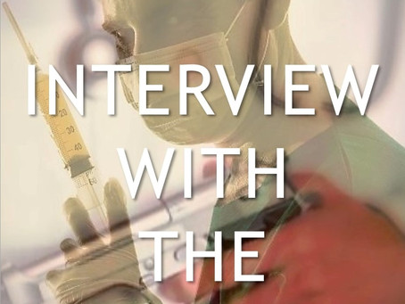 Another new cover for Book 3 - Interview with the Wolf