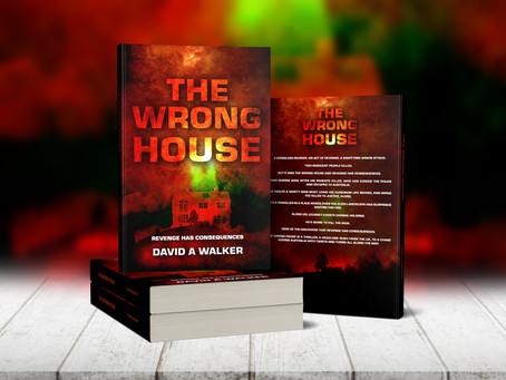 Coming soon - my new novel