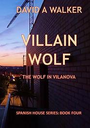 THE WOLF IN VILANOVA COVER CRANE IMAGE c