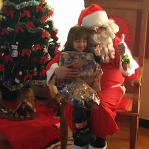 Brunch des petits et Père Noël