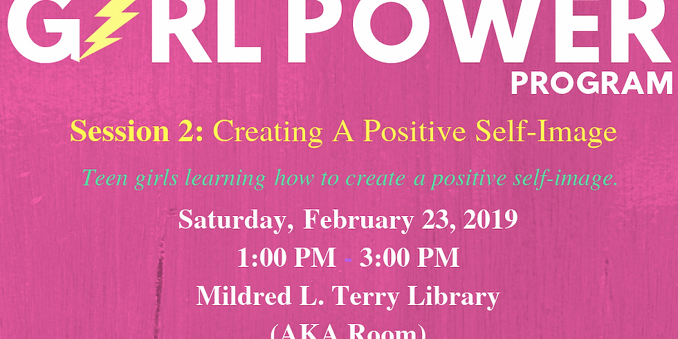 Girl Power Program: Session 2