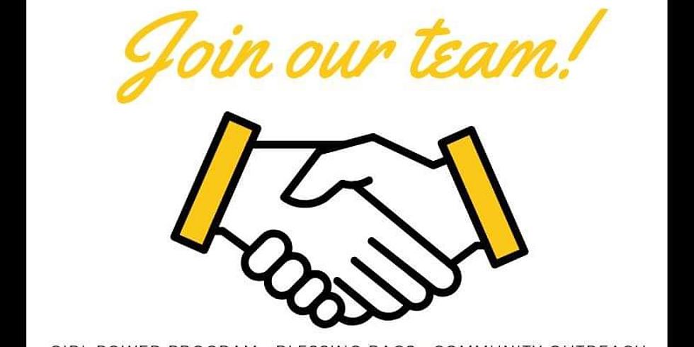 Volunteer & Membership Orientation