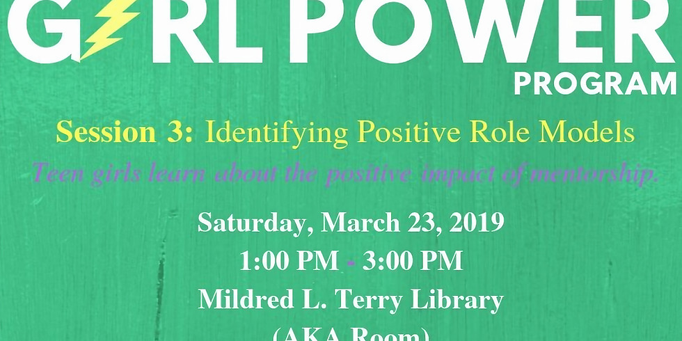 Girl Power Program: Session 3