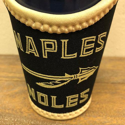 Naples Noles Pint Sleeve - Black