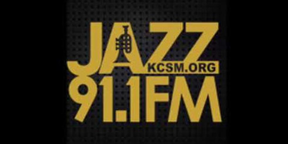 Desert Island Live Radio Interview with Cellist Greg Byers and Alisa Clancy Host of KCSM 91 Jazz