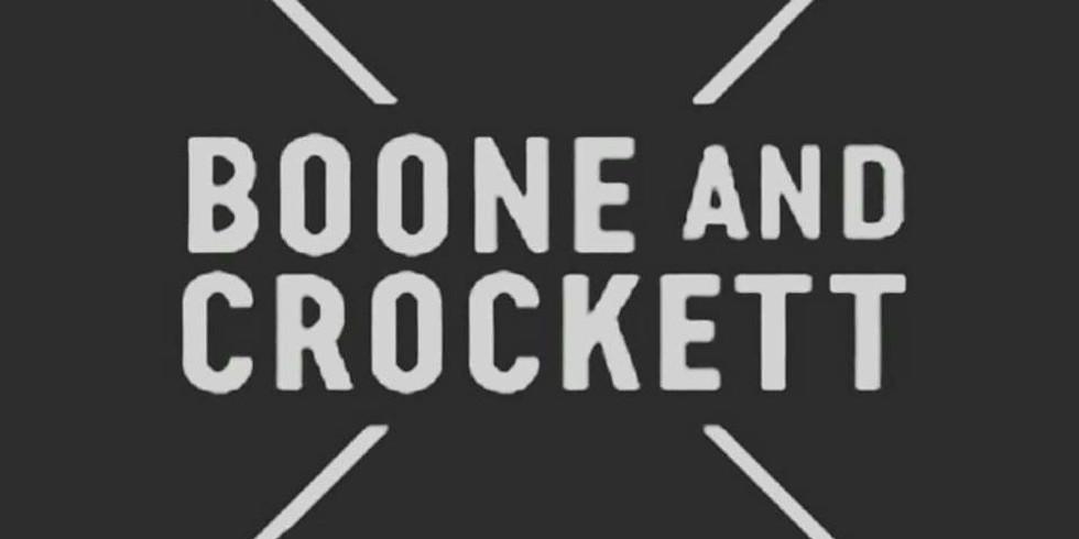 byerSelf trio at Boone & Crocket