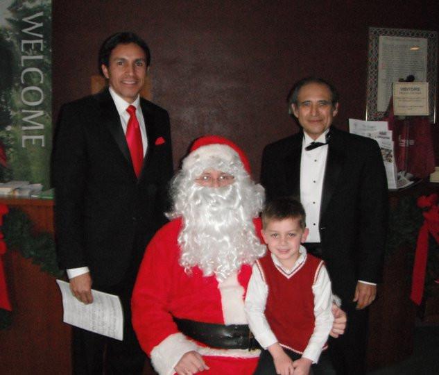 Art Rascon, Houston News Anchor & Ron