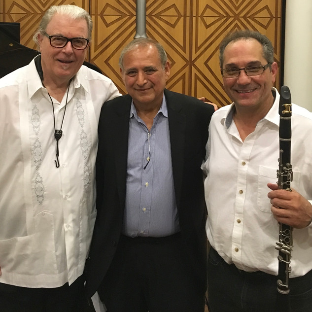 Dick Nunemaker, Ron & Sal Andolina