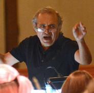Ron Conducting Symphony North