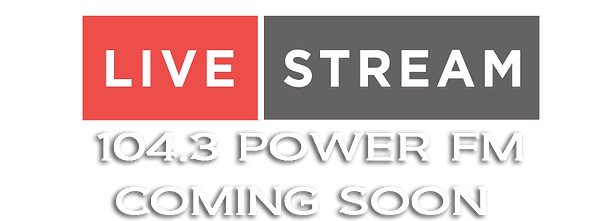 livestream1logo 104.3 Power FM