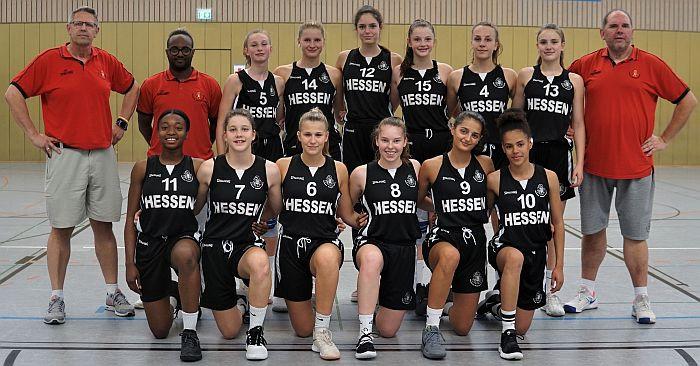 Hessenkader Team Jahrgang 2005