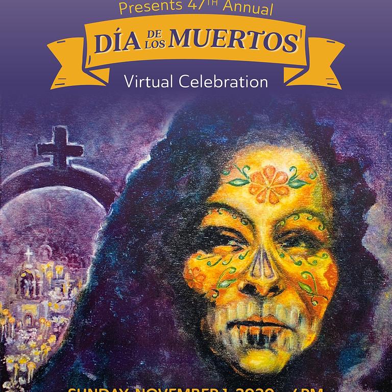 Self Help Graphics 47th Annual Dia de los Muertos season!
