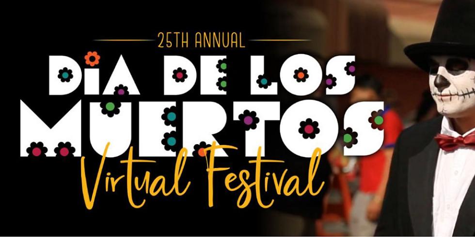 Fruitvale Dia De Los Muertos Virtual Festival
