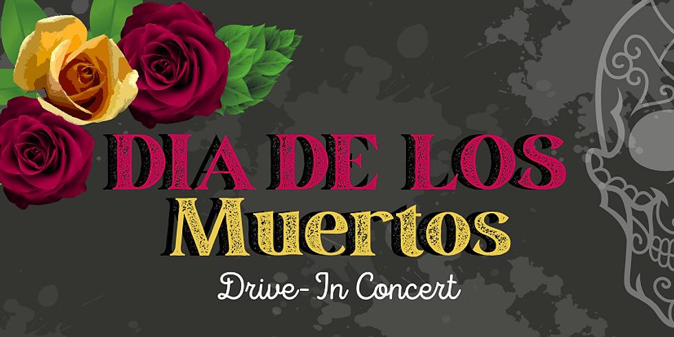 San Gabriel Dia de Los Muertos Drive In Concert