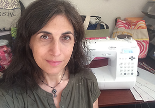Picture of Jahna Kahrhoff, owner of Urban Sewing