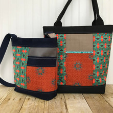 Crossbody and Tote