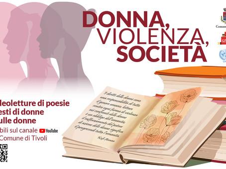 Tivoli: Evento contro la violenza sulle donne