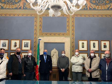 Costituita la sezione di Tivoli della Federazione Italiana dei Combattenti Alleati (F.I.D.C.A.)