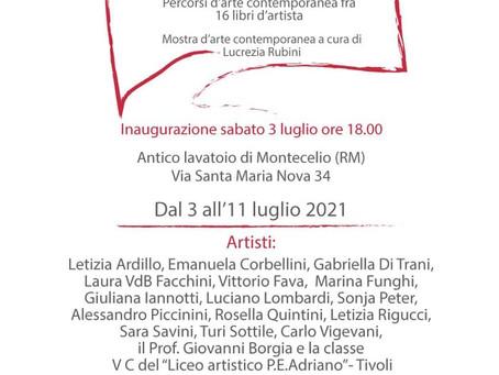 """Montecelio: Dal 3 all'11 luglio la mostra """"Cosmi ex libris"""" all'antico lavatoio"""