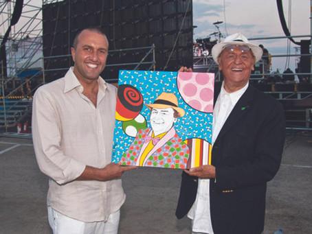 Angelo Pasquarelli: L'artista che si ispira alla Pop Art Americana