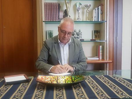 Guidonia Montecelio: Il sindaco Barbet assegna gli incarichi gratuiti ai consiglieri comunali