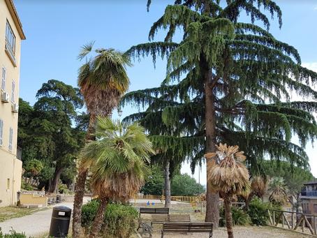 Tivoli: Da domani riaprono i parchi comunali