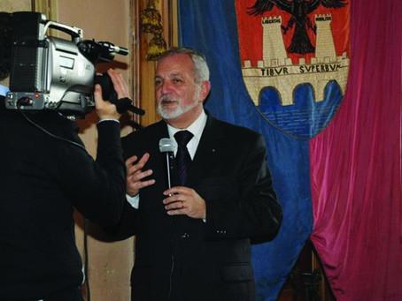 Gianni Andrei: Dal Premio Bulgarini al futuro culturale di Tivoli come elemento di crescita