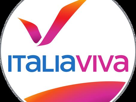 Italia Viva: Nomina dei coordinatori territoriali