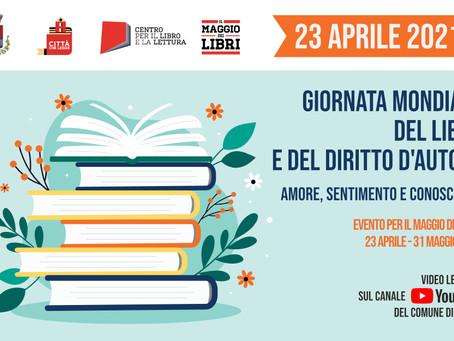 """Tivoli: Il Comune aderisce alla """"Giornata mondiale Unesco del libro e del diritto d'autore"""""""