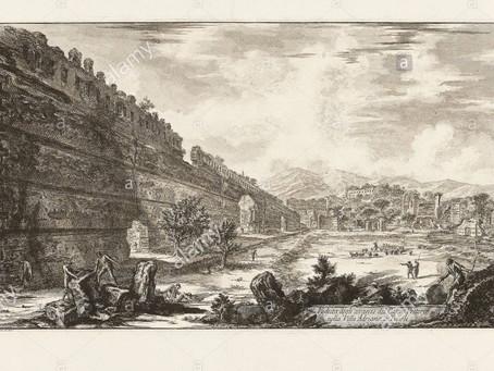 Tivoli e le Villae ricordano i 300 anni dell'artista Giovanni Battista Piranesi