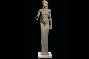 Villa Adriana: La statua di Dioniso all'asta Christie's a Londra