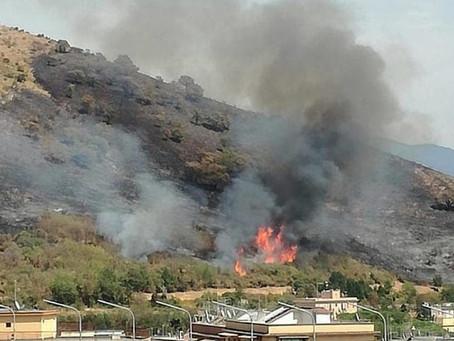 Tivoli: Ordinanza sulla prevenzione degli incendi e obbligo di pulizia dei fondi incolti