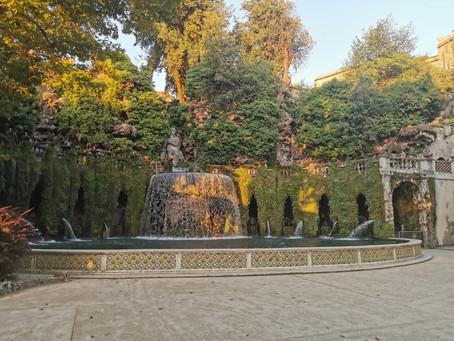 Villa D'Este: Giardino Storico d'Europa