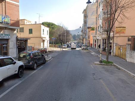 Tivoli: Rifacimento dell'asfalto su via Empolitana e relative modifiche della viabilità