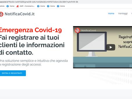 """Due fratelli di Villanova di Guidonia creano una web-app per registrare i clienti in modo """"smart"""""""
