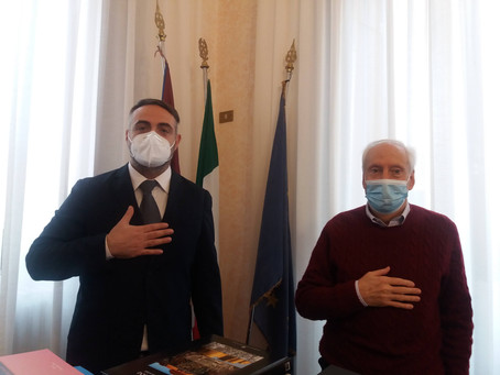 Tivoli: Roberto Carbone è il nuovo Comandante della Polizia Locale