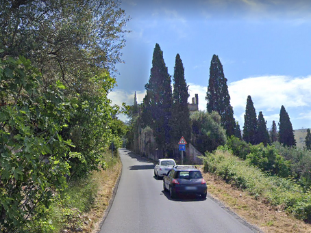 Tivoli: Per la chiusura della via di Quintiliolo il Comune chiede l'intervento della Regione