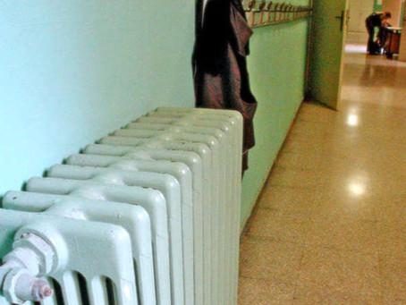 Tivoli: Prorogata al 29 aprile l'accensione degli impianti di riscaldamento nelle scuole tiburtine