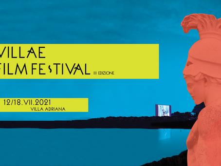 Tivoli: Tutto pronto per la terza edizione del Villae Film Festival