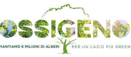 """Tivoli aderisce al progetto regionale """"Ossigeno"""" per la piantumazione di alberi autoctoni"""