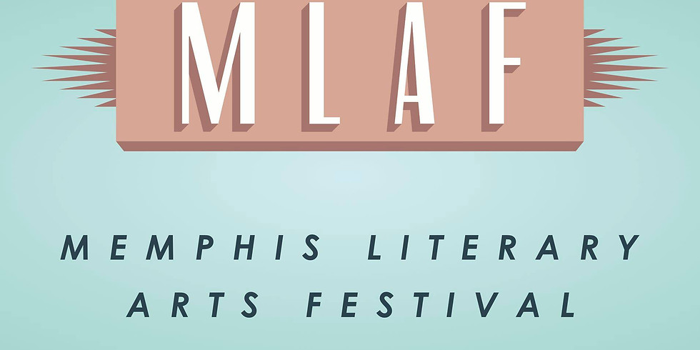 Memphis Literary Arts Festival | After Party feat. DJ Siphne Aaye