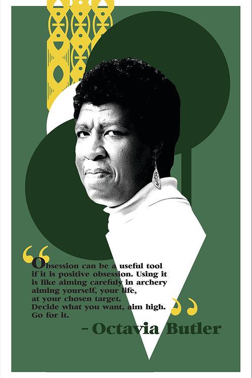 Octavia Butler - Print