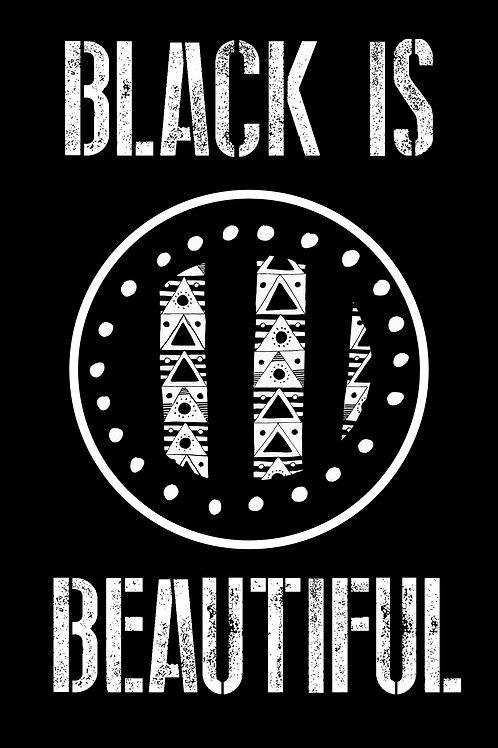 Black Is Beautiful - Print (5x7)
