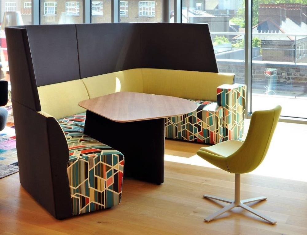Orangebox office breakout space