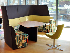 The benefits of an office Breakout Space