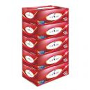 50 盒裝 Virjoy 紅盒面紙巾 (每箱10 條 50 盒計) (2030008)