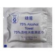 綠盾 75% 酒精紙巾 (每箱計) (2030304-4)