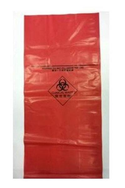 100 個裝紅色醫療廢物袋 (每 500 個計)(3010610-03)