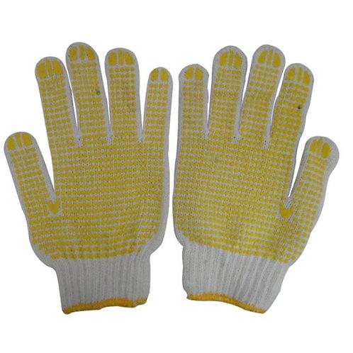 1 打裝防滑勞工棉手套 (有膠粒) (每打計) (5050309)